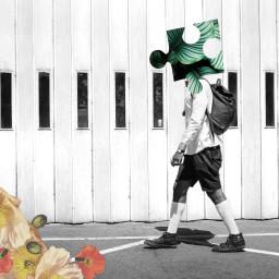 puzzle puzzled collage digitalcollage digitalart