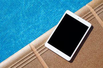 freetoedit ipad pool objects blue