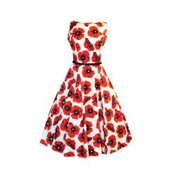 vestido vestidinho florido flores freetoedit