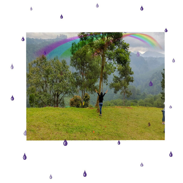 #FreeToEdit #myedit #rainbowlightcontest #rainbowlight