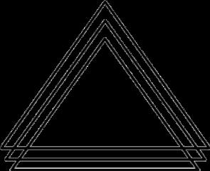 blackandwhite triangles triangleart triangle black freetoedit