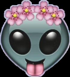 alien emoji freetoedit