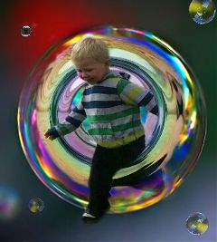 wapportal colorful bubble photography cute