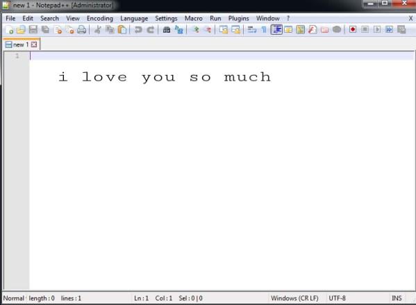 #love #tumblr #notepad #computer #cute #digital #aesthetic