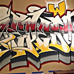 art graffiti wutang room photography freetoedit