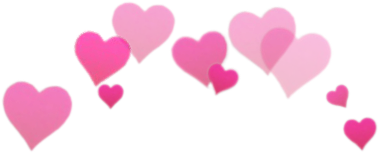 pink heart girly freetoedit