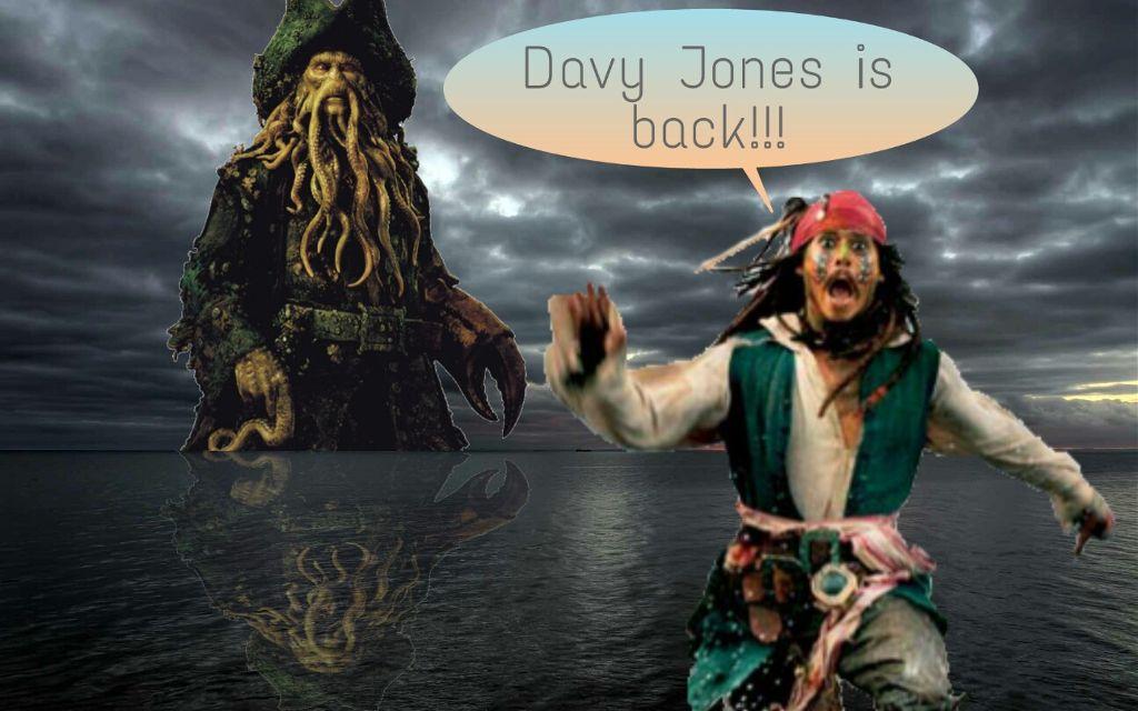 Pirates Of The Caribbean 6: The Return Of Davy Jones'