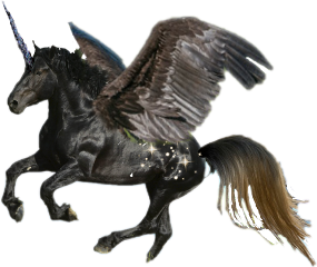 pegacorn pegasus unicorn freetoedit