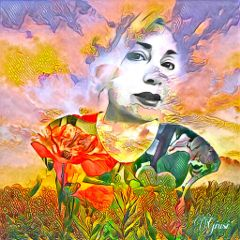 freetoedit artisticportrait picsarteffects picsart magiceffects