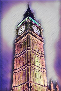 london bigben magic