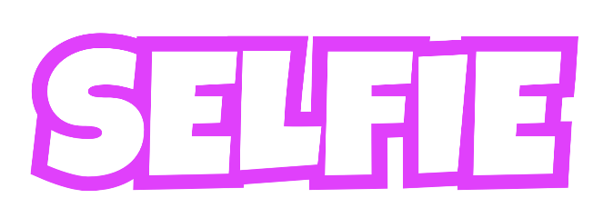 ftestickers text selfie