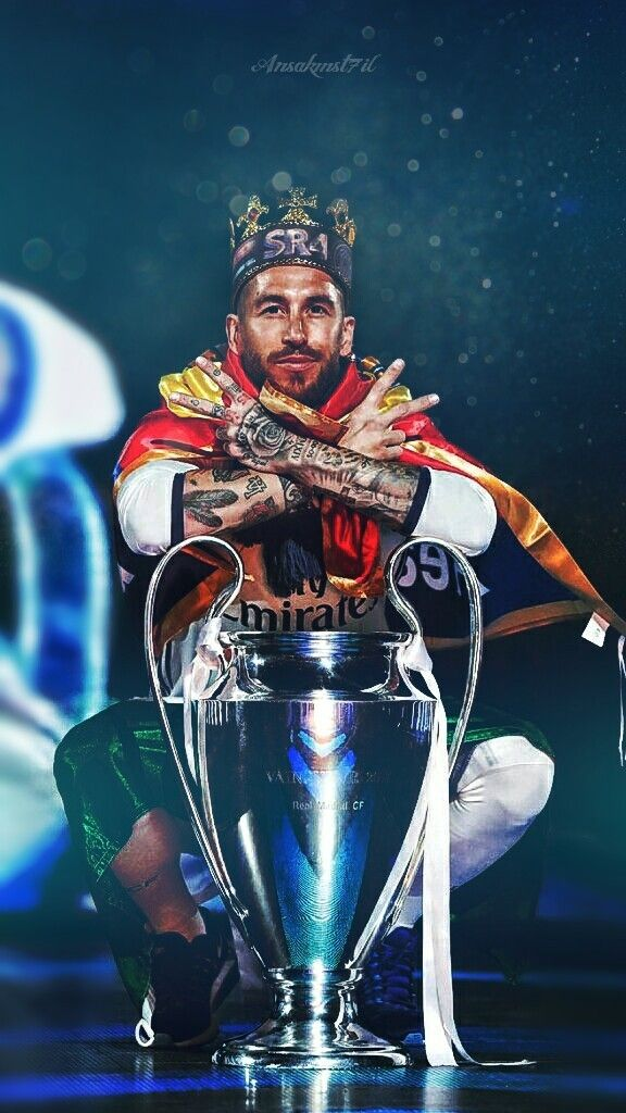 Sergio Ramos Wallpaper for Android APK