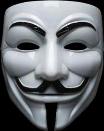 guyfawkes mask anonymous freetoedit