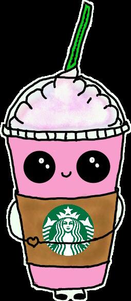 starbucks frappuccino frappe frappuchino strawberry kaw