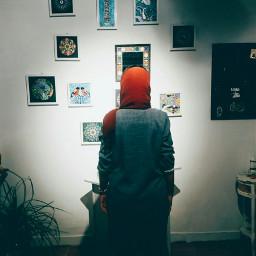 freetoedit photography exhibition girl me