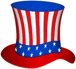 ftestickers hat usa 4thjuly independence