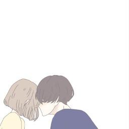aesthetic relationship anime