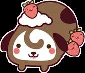 cute cutepuppy cuteandkawaii kawaii kawaiicute freetoedit