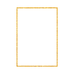 gold frames stickers freetoedit