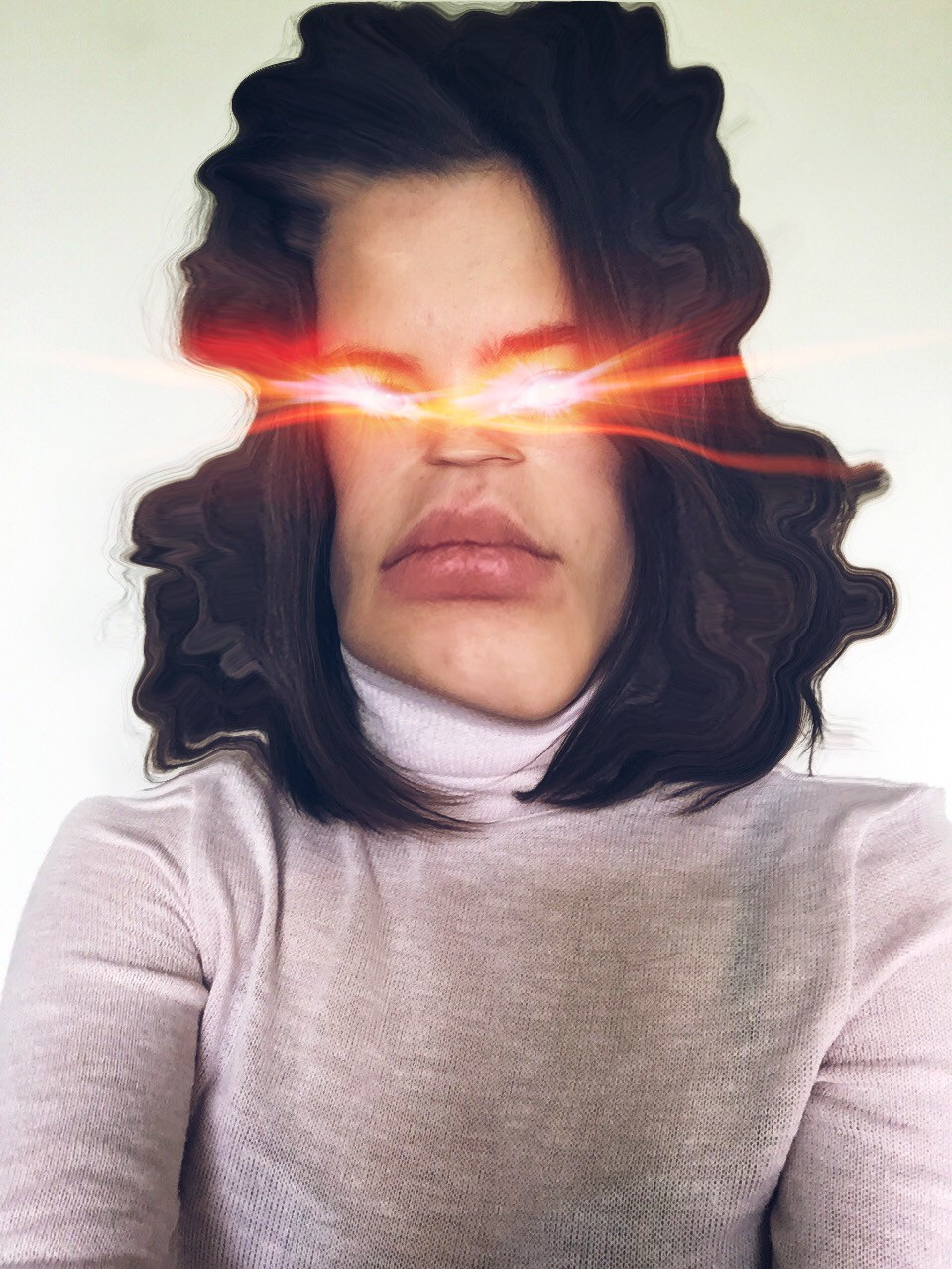 How to Use PicsArt Photo Editor to Make a Laser Eye Meme ...