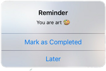 reminder overlays transparent tumblr iphone