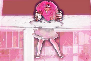 freetoedit pinkmagiceffect