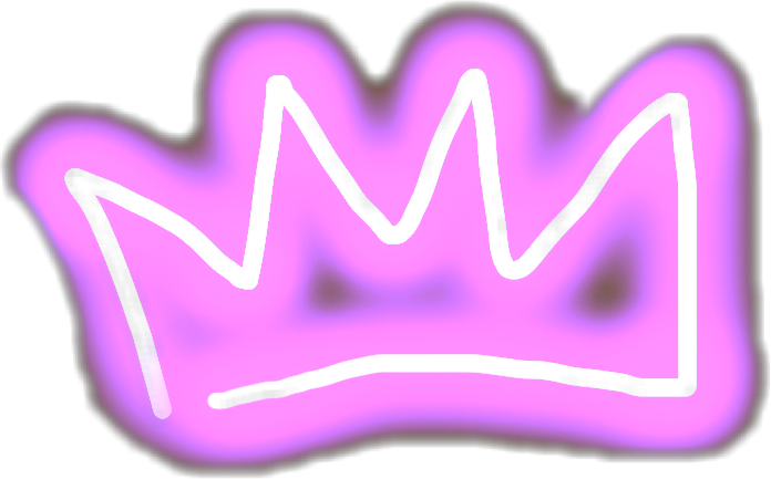 #crown #coroa #neon