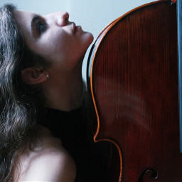 interesting art cellist cello classical freetoedit