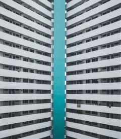 freetoedit urban sky blue building