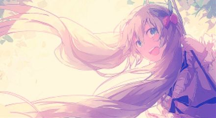 anime animegirl girl kawaii pastel