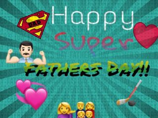 superdadstickerremix freetoedit fathersday fathersday2017