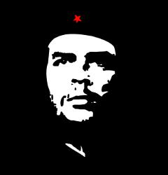che revolucionario cuba argentina stickers