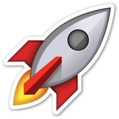 emoji naveespacial nave cohete emoticon whatsapp red clip art rocket fuel clip art rocket into space