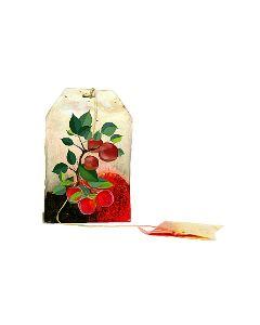 teabag tea apples oilpaintingeffect fruits