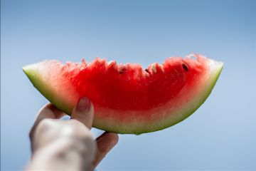 freetoedit watermelon summer fruit sunshine