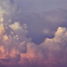 freetoedit magical clouds pink soft