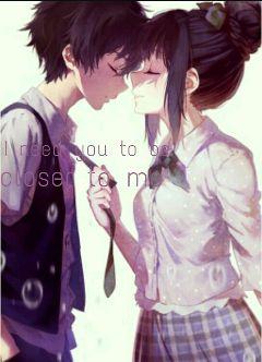 anime girl boy love romance