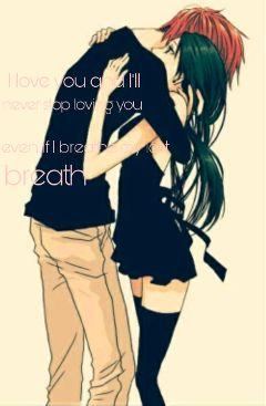 freetoedit animequotes girl boy love