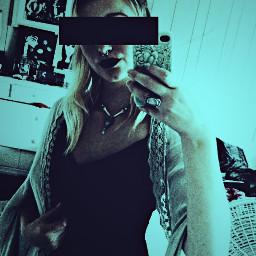 loveyourself love blacklipstick blackdress goth