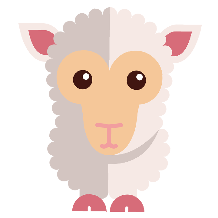 #animals #pets #sheep #cute #lineart #cool