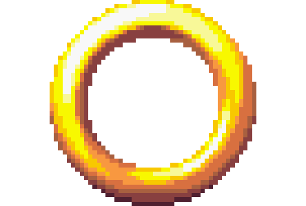 #ftestickers #sonic #sonicthehedgehog #sega #coin #pixel #game #point #gold #ring #shine #round #circle #videogames #videogame #haming #freetoedit