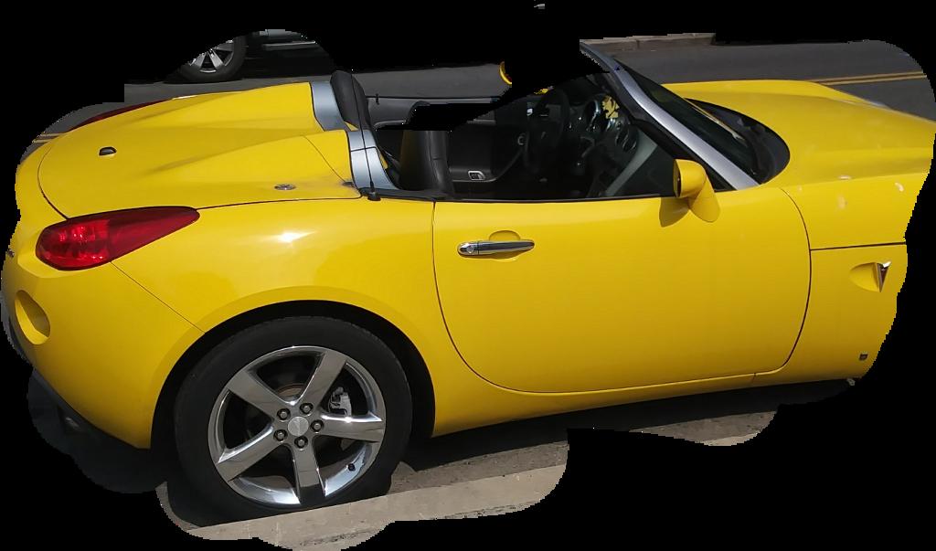 #yellowcar