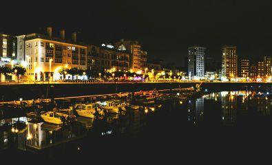 citylights photography night