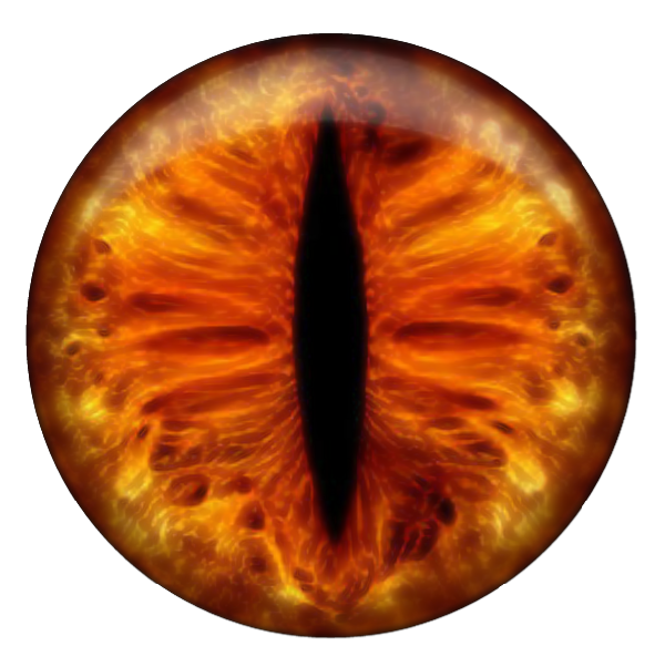 Eye Fire Sticker By Eyes Official