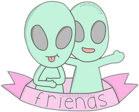 #friends #et #ovni