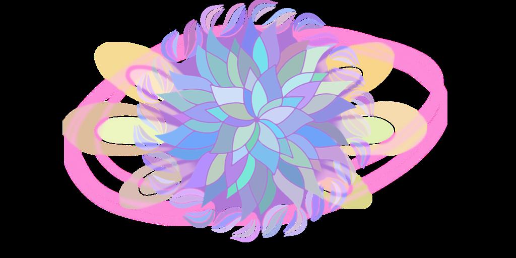 #colorful #aura #mandala #stickers #freetoedit