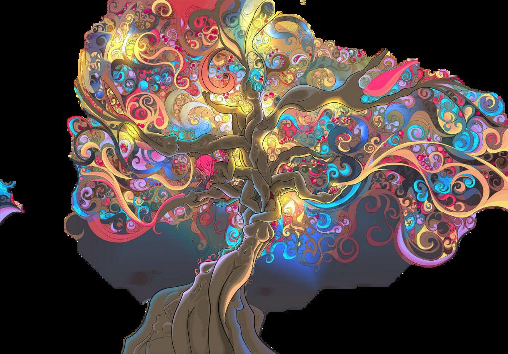 #trippytree