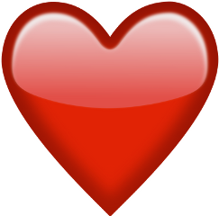 interesting people emoji remoxit heart
