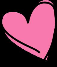 heart love sticker amor coração