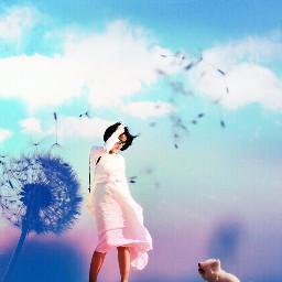 freetoedit remix dispersion✨ whiteandblueremix dispersion